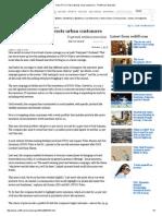 How IFFCO-Tokio Attracts Urban Customers - Rediff