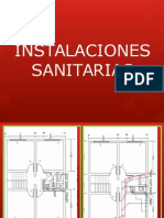 4. INSTALACIONES SANITARIAS