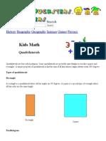 3. Kids Math_ Quadrilaterals