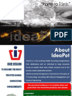 IdeaPot Corporate Brochure