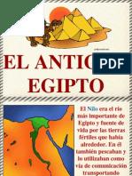 Historia Para Niños 2- El Antiguo Egipto