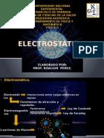 ELECTROSTÁTICA - presentación