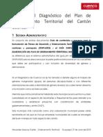 Diagnóstico POT Cuenca