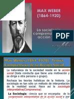 Max Weber Presentacion