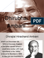Management Lessons From Dhirubhai Ambani