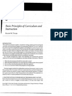 11. Basic Principles of Curriculum and Instruction- Ralph Tyler