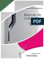 manual refrigerador eletrolux