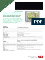 3BSE054968 ABB  en Panel 800 Data Sheet