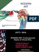 Modern Arts.ppt