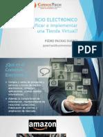 Comercio Electronico ¿Cómo Planificar e Implementar Una Tienda Virtual?