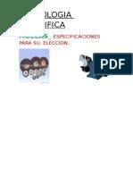 TECNOLOGIA ESPECIFICA