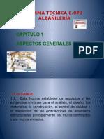 Diapositivas de Normas de Edificaciones