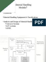 Module 7-Material Handling