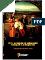 Breve historia de los tratamientos biológicos en la psiquiatría