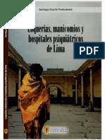 Loquerías, manicomios y hospitales psiquiátricos de Lima