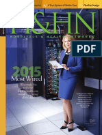 Hospitals and Health Networks magazine's 2015 Most Wired