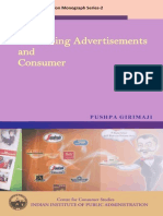 Misleading Advertiesment and Consumer (1)