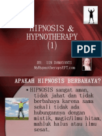 Belajar Hipnotis | Teknik Hipnotis