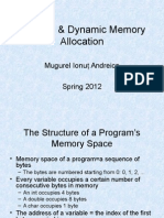 C4-Pointers and Dynamic Memory Allocation