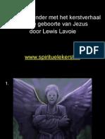 Adventskalender Met Het Kerstverhaal Over de Geboorte Van Jezus in 24 Afbeeldingen Spirituele Kerst