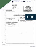 Latham & Watkins LLP v. United States Environmental Protection Agency - Document No. 1