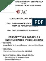 II UAP. Psicología Médica Enfermedad Desde El Punto de Vista de La Psicología Médica 5 Semana