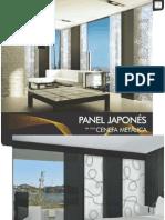1 Panel Japo11nes