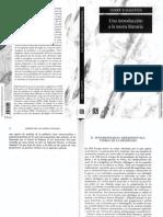Eagleton, Terry - Fenomenología, Hermenéutica, Teoría de La Recepción