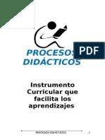 PROCESOS DIDÁCTICOS.doc
