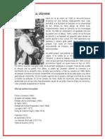Biografía de Paul Cézanne