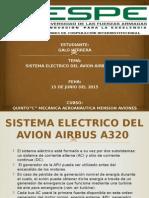 Sistema Electrico Del Avion Airbus 320