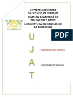 Equipo 13 regiones indígenas de mexico