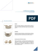 Ebudae Catalogo Dental