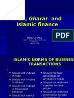 Riba and Islamic Finance