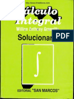 Calculo Integral - Granville (Solucionario)