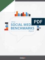 Social Media Benchmarks 2015