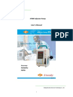 Infusion Pump IP300 User's Manual