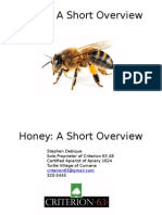 Honey an Overview