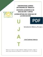 tema 15 educacion intercultural en mexico ¿por que  y para que?
