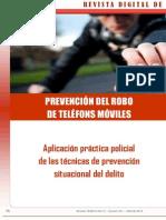 Prevención Del Robo de Teléfonos Móviles (2)