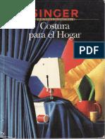 Singer Cos Tura Para El Hogar