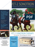 VET-2 Sonotron Leaflet