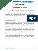 Reglamento Interno Del Colegio RVG