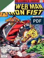 Luke Cage, Power Man and Iron Fist 62 Vol 1