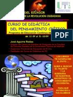PENSAMIENTOS DE FIN DE CURSO PC UTSAM JAR 30-10-09.ppt