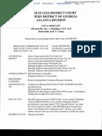 AdvanceMe, Inc. v. Rapidpay, LLC et al - Document No. 3