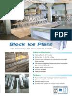 Block Ice Plant
