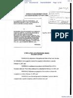Murphy et al v. Kohlberg Kravis Roberts & Company et al - Document No. 22