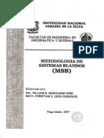 Metodologi de Sistemas Blandos