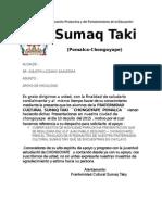 Fraternidad Cultural Sumaq Taky